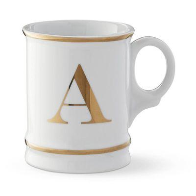 <strong>Monogram that mug</strong>
