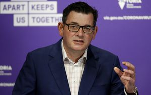 The buck stops with Daniel Andrews over hotel quarantine failures