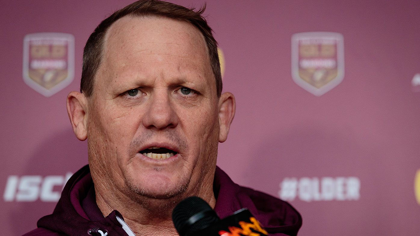 'We would play in the desert': Maroons coach Kevin Walters dismisses Optus Stadium concerns