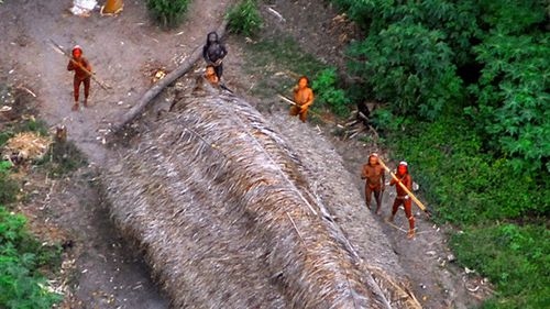 Gold miners accused of massacring uncontacted Amazonian tribe