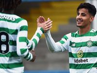 Arzani opens Celtic account with screamer