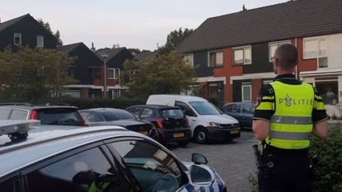 Dutch police officer kills 2 children, self in shooting