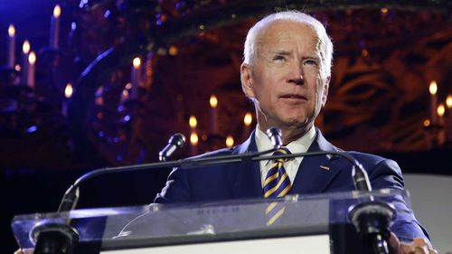 Joe Biden is considered the top contender to take on Donald Trump.