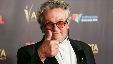 Australian director George MIller. (AAP)
