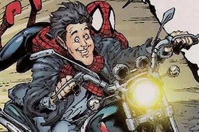 ...meets Spiderman!