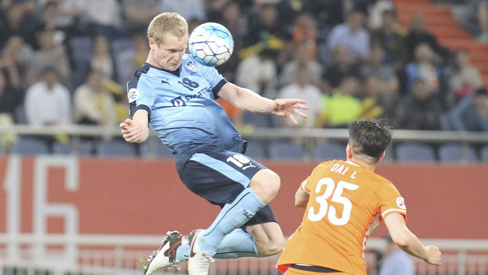 Sydney FC draw 1-1 in ACL round of 16