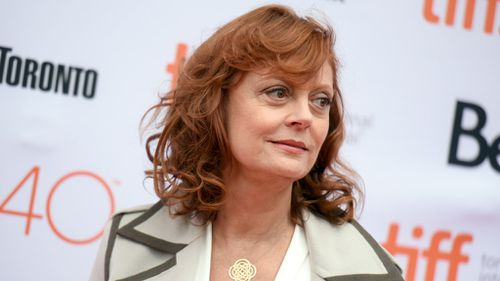 Actress Susan Sarandon has supported the fight to save Richard Glossip. (AAP)
