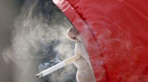 Smoking 'takes away manhood', researchers say
