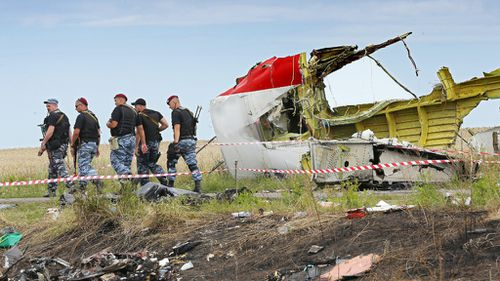 The investigation found the BUK missile was fired from  Russia-based military unit. (AP)