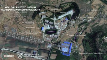 The discovery forced Jeffrey Lewis to reassess what he thought he knew about DPRK nuclear facilities.