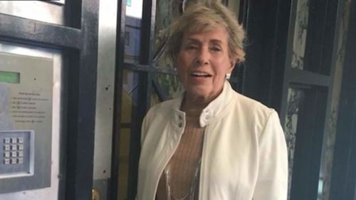 Arlene Stringer-Cuevas, died at age 86 due to complications from the virus