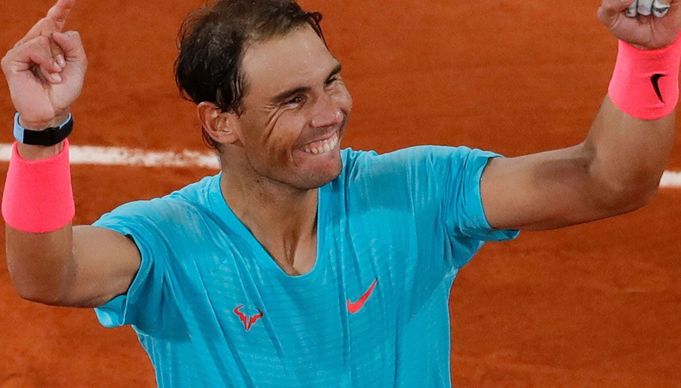 Rafael Nadal claimed his 13th French Open title.
