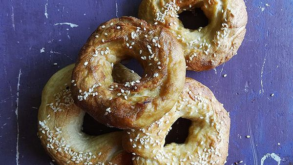 How to make your own bagels