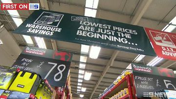 Bunnings opens first store in the UK