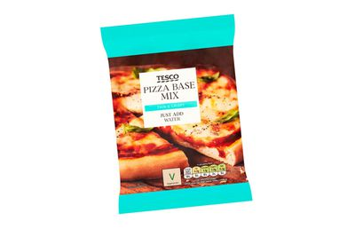 Tesco Pizza Base Mix 145g ($2)