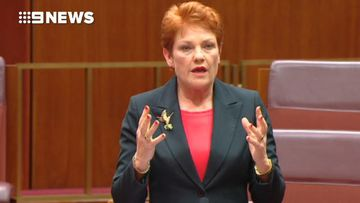 Hanson says children with disabilities should be separated