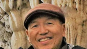 James Kwan is the first Australian to die from COVID-19.