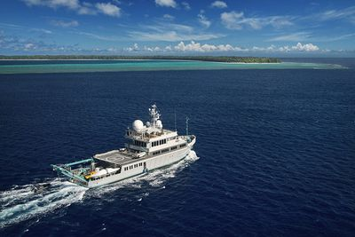 Airbnb lists famous underwater exploration boat, complete with