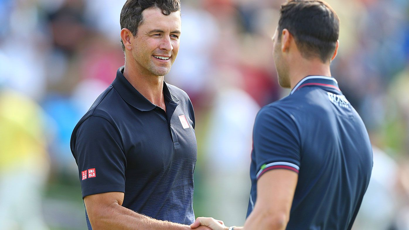 Adam Scott sends warning to rivals after runner-up finish  at the Memorial Tournament