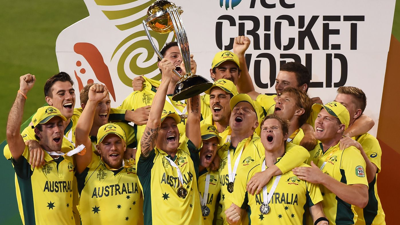 Australia face Afghanistan in Cricket World Cup opener