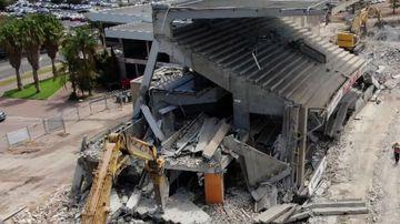 Adelaide's Football Park days from full demolition