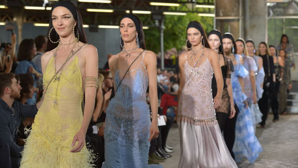 Givenchy will open its New York Fashion Week show to the public, and The Row is headed to New York