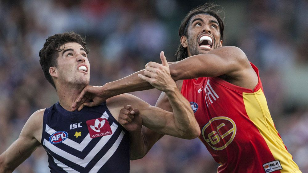 Suns shock Dockers in Perth