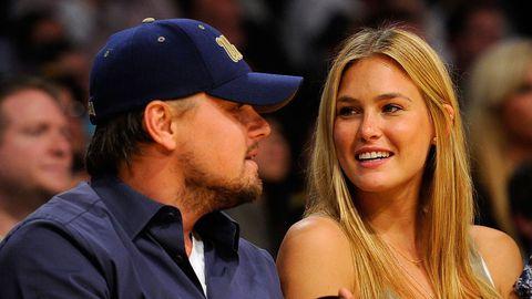 Leonardo DiCaprio and Bar Refaeli