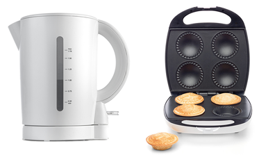 Kmart Kettle and Pie Maker