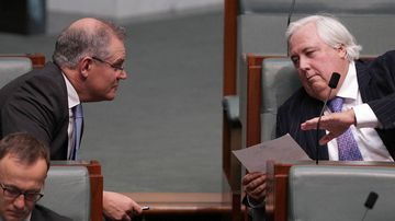 Scott Morrison is reportedly on the verge of a preferencing deal with Clive Palmer.