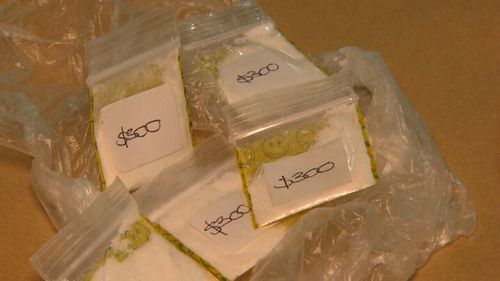So far, nearly a kilogram of cocaine with a street value of around $300,000 has been secured.