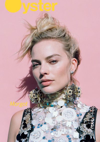 <p><strong>2.</strong></p> <p>Margot Robbie survived the flop of <em>The Suicide Squad  </em>on screens and looked a winner stripped back on the cover of <em>Oyster's </em>June issue, styled by <em>Harper's Bazaar</em> Australia fashion director Naomi Smith.</p>