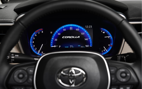 The new Toyota Corolla Sedan should be stiffer and lighter than the car it replaces, which traditionally does good things for handling.