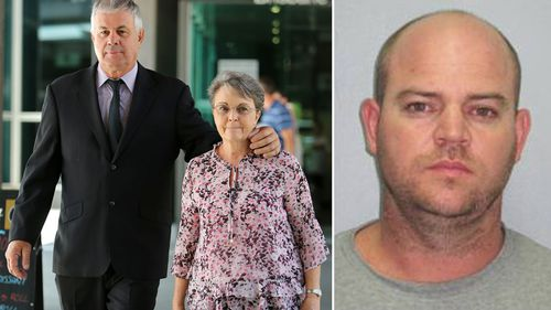 Gary and Leanne Pullen (left) just want to bury their son, Timothy (right). (Images: AAP)