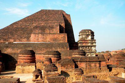 <strong>India: Nalanda</strong>