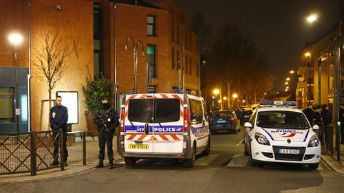 French national arrested in Paris as police foil 'advanced terror plot'