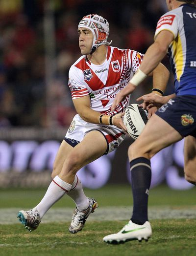 <strong>Jamie Soward – Sydney Roosters to St George Illawarra 2007</strong><br />