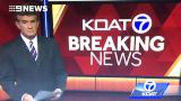 Frustrated newsreader gives up after error in live broadcast