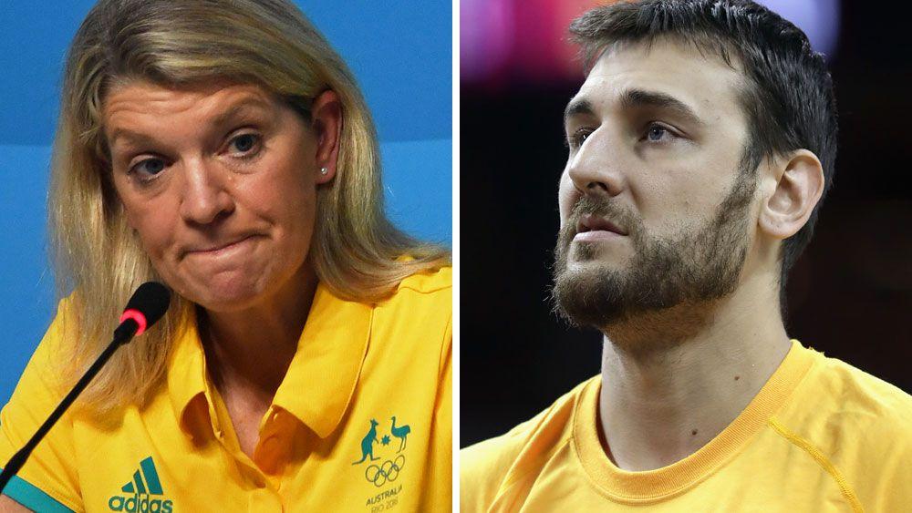Rio Olympics: Bogut, Chiller the new comedy duo at Rio Olympics