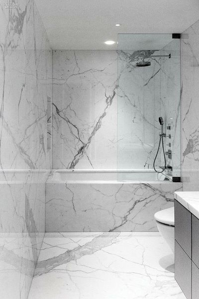 Carrara Marble overload
