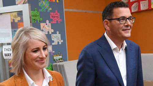 Daniel Andrews will remain the Premier of Victoria.