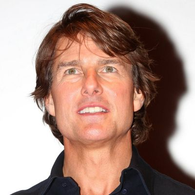 ...Tom Cruise then