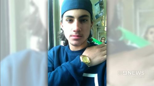 Moustafa El Ekkoumi was killed in the crash. (9NEWS)