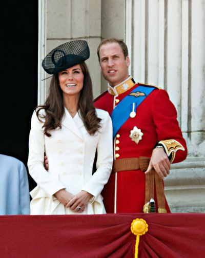 Trooping the Colour, 2011