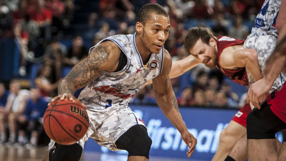 Jerome Randle and the 36ers are enduring tough times. (AAP)