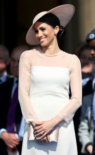 Meghan Markle attends Prince Charles' birthday celebrations
