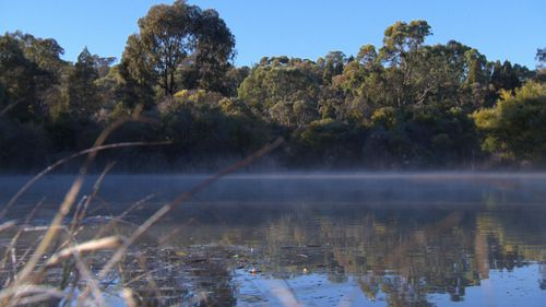 Dubbo had its coldest night in 78 years. Image: 9News