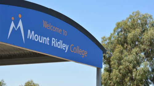 A student from Mount Ridley College has tested positive to coronavirus.