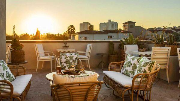 850 hotel Los Angeles