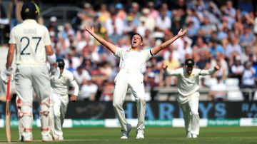 Australia's finest hour has hosts on verge of losing the Ashes